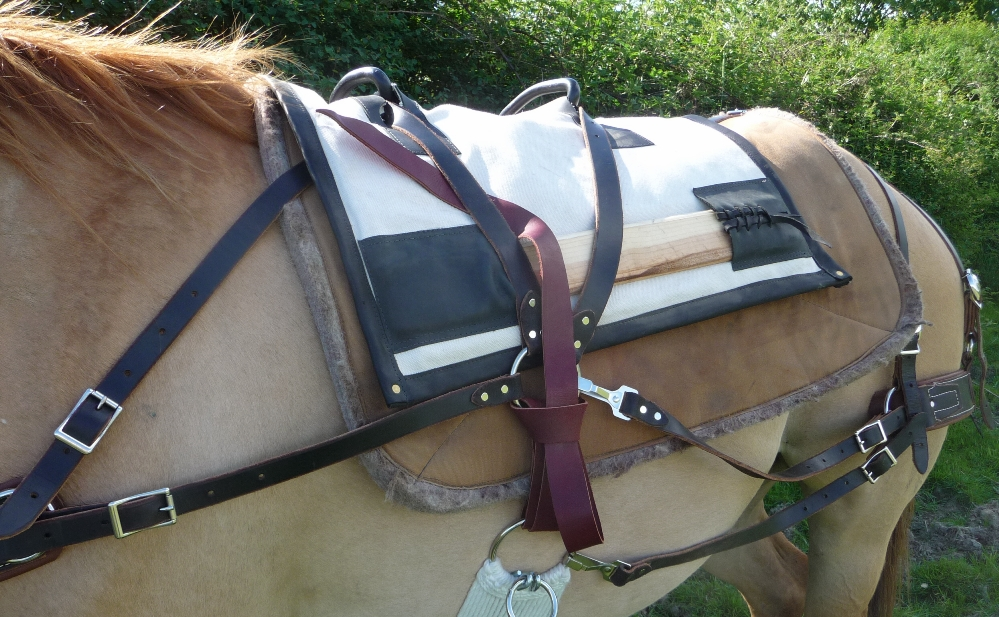 Decker Pack Saddle