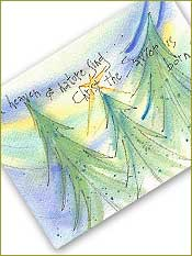 Let Heaven & Nature Sing Christmas Card Set