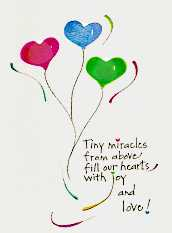 Tiny Miracles Baby Greeting Card