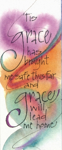 'tis Grace Bookmark