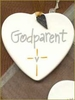 Godparent Ornament