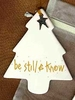 Be Still & Know Ornament