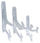 Clear Plastic Easels