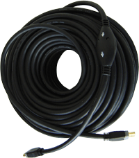 100 ft HDMI to HDMI Cable With Built In Repeter - HRR100