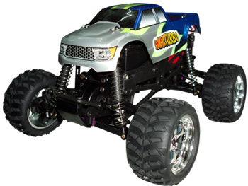 ESC 4WD MonsterTruck RC 1/18 SportMotor Off-Road Racing Buggy R/C 4x4 EP Sports Car