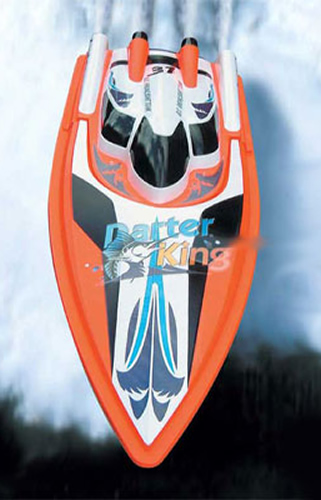 """45"""" Darter King Mosquito Craft Huge RC Racing Speed Boat Electric Radio Remote Control Water Cooling Triple Motor Fast Ship"""
