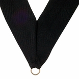 NECK RIBBON BLACK