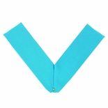 NECK RIBBON,  LIGHT BLUE
