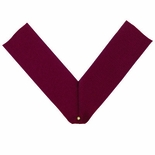 NECK RIBBON, MAROON
