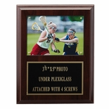 7 X 9 INCH PHOTO PLAQUE HOLDS 5X3-1/2 PHOTO