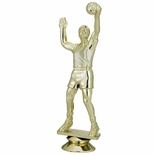 VOLLEYBALL MALE TROPHY FIGURE