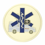 EMT, 2 INCH ETCHED ENAMELED