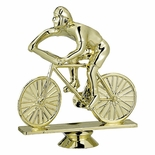 BICYCLE MALE TROPHY FIGURE