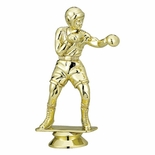 BOXER TROPHY FIGURE