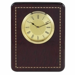 10 X 13 ROSEWOOD CLOCK PLAQUE