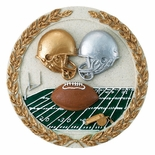 FOOTBALL PLAQUE MOUNT