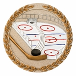 HOCKEY  PLAQUE MOUNT