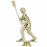 LACROSSE MALE TROPHY FIGURE