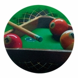 BILLIARDS MYLAR INSERT