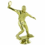 TABLE TENNIS MALE TROPHY FIGURE