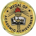 ACADEMIC ACHIEVEMENT, 2 INCH MYLAR INSERT