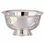 8 INCH PAUL REVERE BOWL, SILVER
