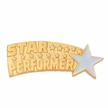 STAR PERFORMER GOLD PIN