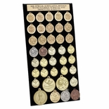 DISPLAY DIE STRUCK ACADEMIC