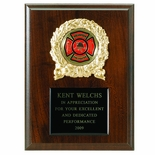 6 X 8 INCH OCCUPATIONAL PLAQUE, TAKES 2 INCH INSERT