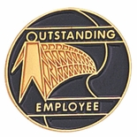 OUTSTANDING EMPLOYEE PIN