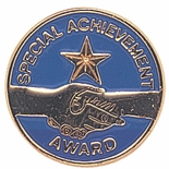 SPECIAL ACHIEVEMENT AWARD PIN