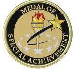 MEDAL OF SPECIAL ACHIEVEMENT