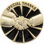 SPECIAL THANKS PIN