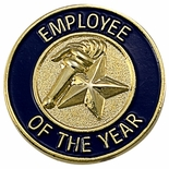 EMPLOYEE OF THE YEAR PIN