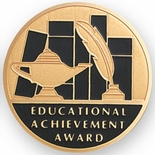 EDUCATIONAL ACHIEVEMENT AWARD