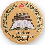 STUDENT RECOGNITION AWARD