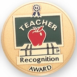 TEACHER RECOGNITION AWARD
