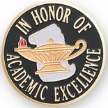 IN HONOR OF ACADEMIC EXCELLENCE