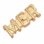 MANAGER CHENILLE PIN GOLD