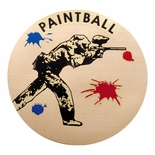 PAINTBALL MYLAR INSERT