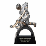ICE HOCKEY FIGURE TROPHY - NO PLATE