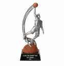 Sport Figure Resin Trophies