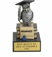 Scholastic Resin Trophies