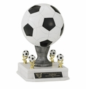 Large Resin Sport Ball Trophies