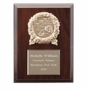 Award Plaques Holding 2 inch Medallion Inserts