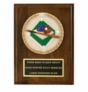 Cast Stone Colorful High Relief Medallion Plaques