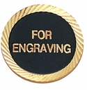 Blank Medals for Engraving and Imprinting