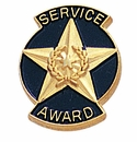Service, Safety, and Medical Lapel Pins
