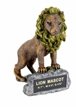 LION MASCOT TROPHY WITHOUT PLATE