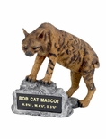 BOBCAT MASCOT TROPHY WITHOUT PLATE
